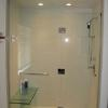 Custom Glass Shower Enclosures in Newmarket Ontario, Serving Newmarket, Aurora, Bradford, Keswick, Stouffville, York Region, GTA. Showroom located at 17915 Leslie Street, Newmarket. York Home Improvement Supplies  Custom Glass Showers, Glass Shower Doors, Sliding Shower Doors, Frameless Glass Shower