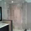 Custom Glass Shower Enclosures in Newmarket Ontario, Serving Newmarket, Aurora, Bradford, Keswick, Stouffville, York Region, GTA. Showroom located at 17915 Leslie Street, Newmarket. York Home Improvement Supplies Custom Glass Showers, Glass Shower Doors, Sliding Shower Doors, Frameless Glass Showers